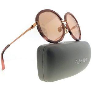 CK8056S-604-56 Calvin Klein Sunglasses